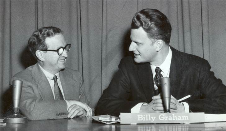 how to meet billy graham
